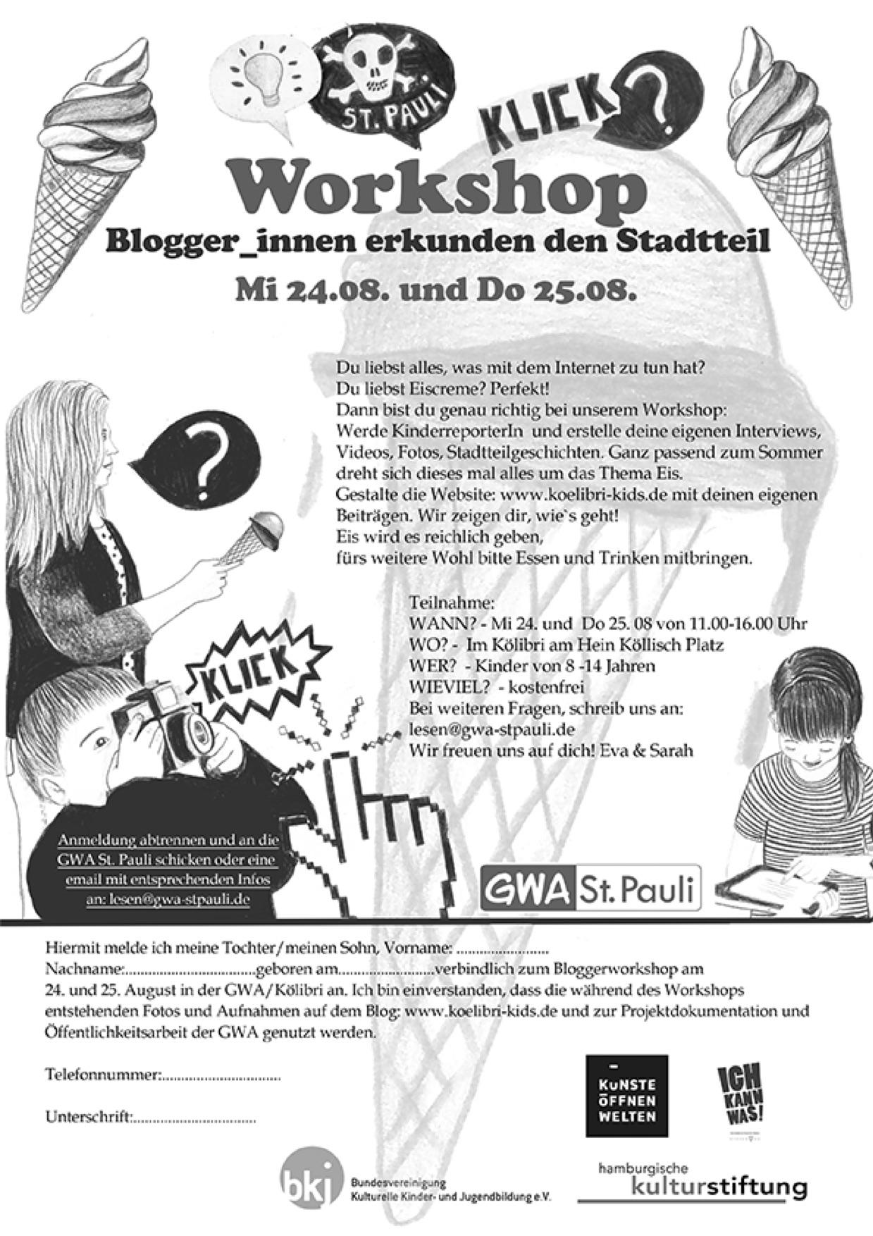 Bloggerworkshop Sommer 2016 web
